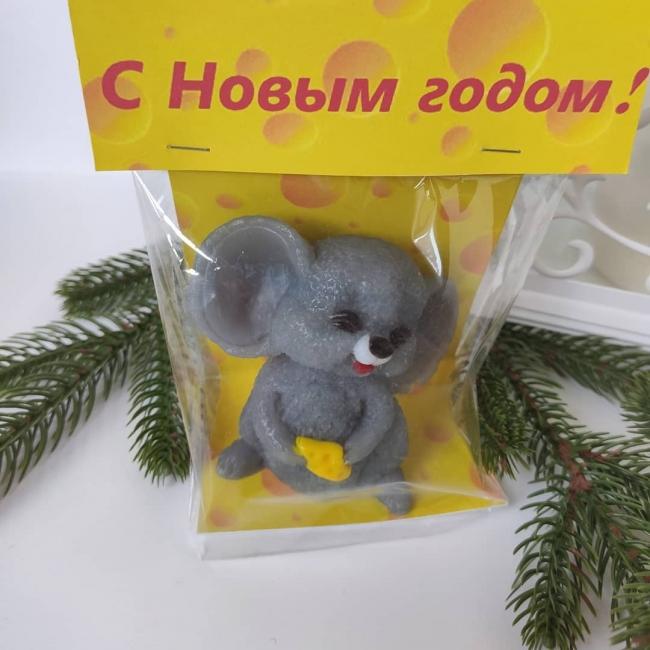 Мимишный мышонок