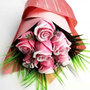 Розовые розы, о-о-о!