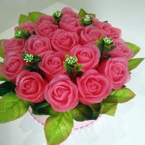 Розовый в розовом