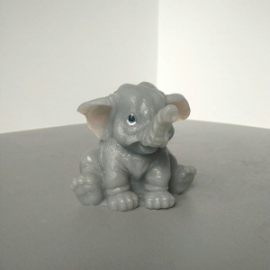Мыльный слоник