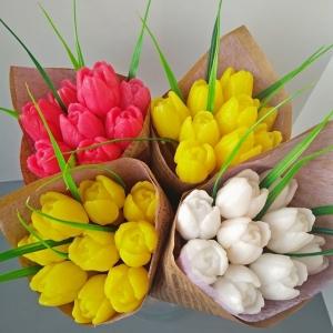 myloland.by Весенний букет из 9 тюльпанов