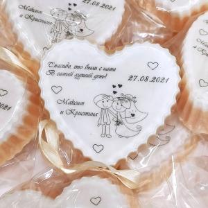 Свадебные бонбоньерки V3